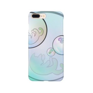 ネコのゆめ〜Another side〜 Smartphone cases