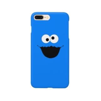 クッキーモンスター Smartphone cases