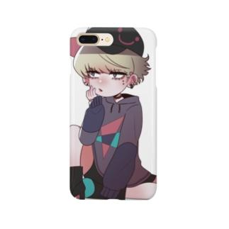 ボーイッシュ女子 Smartphone cases