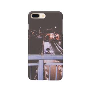 246  よる Smartphone cases