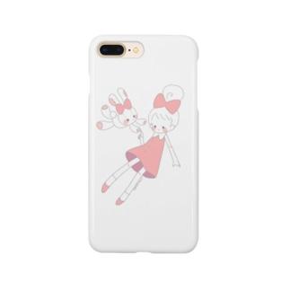 おだんごちゃん Smartphone cases