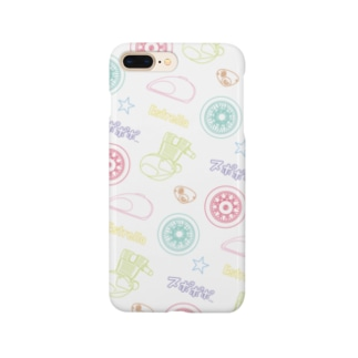 ゆるふわパステルEST Smartphone cases