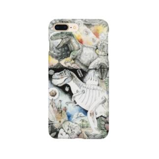 博物〜恐竜〜 g Smartphone cases