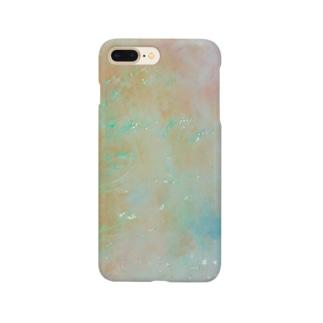 クレヨンの灰色 Smartphone cases