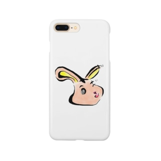 うさぎうさぎウサギ Smartphone cases
