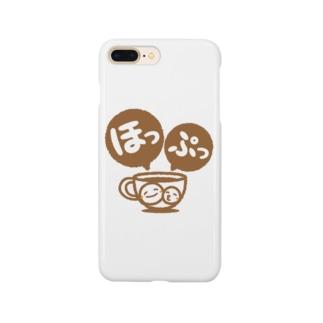 ほっぷっグッズ Smartphone cases