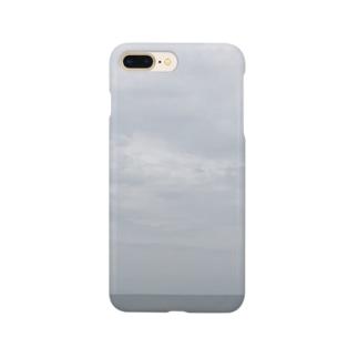 くもり Smartphone cases