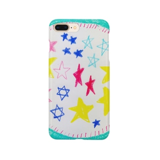 星のサラダ Smartphone cases