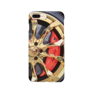 高そうなホイール Smartphone cases