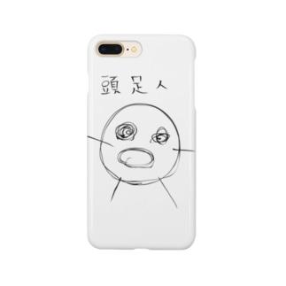 頭足人 Smartphone cases
