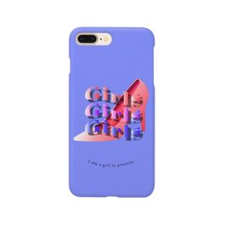 ハイヒールとともに Smartphone cases