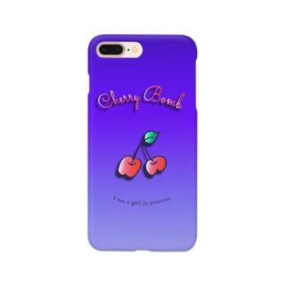 Cherry Bomb Smartphone cases