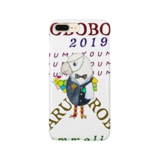 ROBOBO🤖「ガルロボ」 Smartphone cases