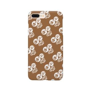 ほっぷっ Smartphone cases