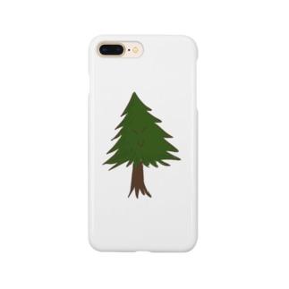 針葉樹。 Smartphone cases