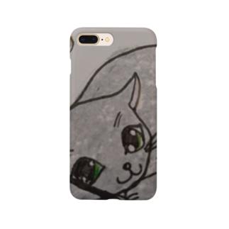 遊ぼうニャン Smartphone cases