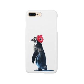 amazing penguin Smartphone cases