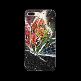 art yudaiのTefu-tefu to shine Smartphone cases