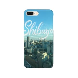 Shibuya Smartphone cases
