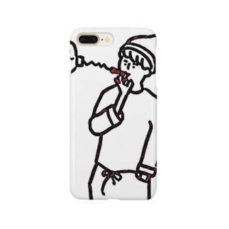 タバコ Smartphone cases