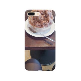 インド氷 Smartphone cases
