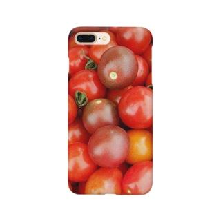 とまとづくし Smartphone cases