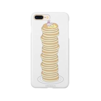 パンケーキも超すきなの Smartphone cases
