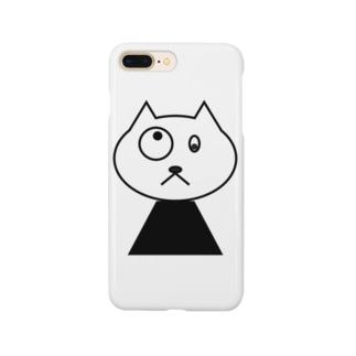 やばいねこ Smartphone cases