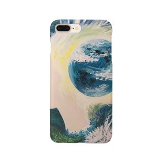 ほしのしほ家 vol.2のearth Smartphone cases