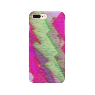 水草の雷7 Smartphone cases