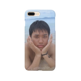 天文部 officialのbeach kikugen Smartphone cases