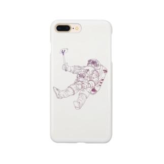 宇宙マン Smartphone cases