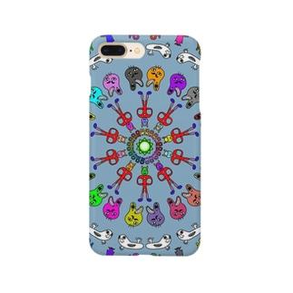 色付き Smartphone cases