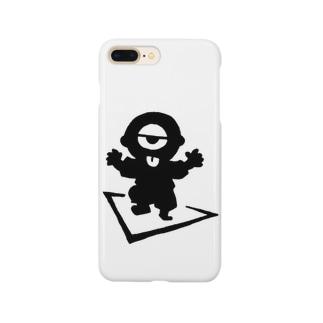 一つ目小僧 Smartphone cases