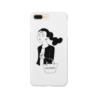 大人女子 Smartphone cases
