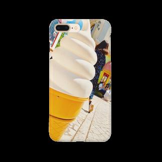 EMIRIのアイスクリーム Smartphone cases