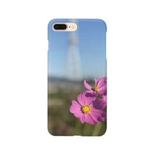 ponkotsuのほら見て Smartphone cases