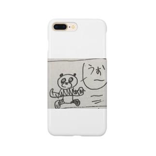 パンダちゃん走る! Smartphone cases
