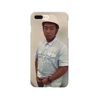 ヘルメットしょういち Smartphone cases