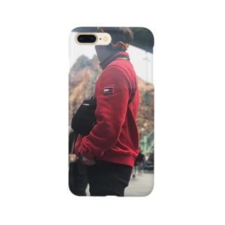 まのカップ Smartphone cases