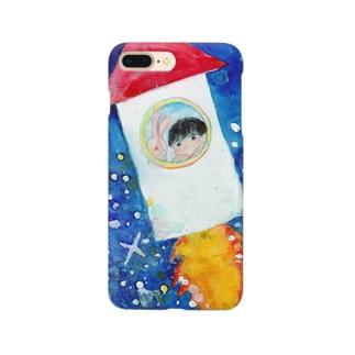 inukurumaのロケットの少年 Smartphone cases