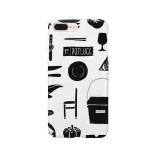 POTLUCK Graffiti Smartphone cases