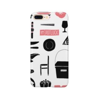 POTLUCK Graffiti Pink Smartphone cases
