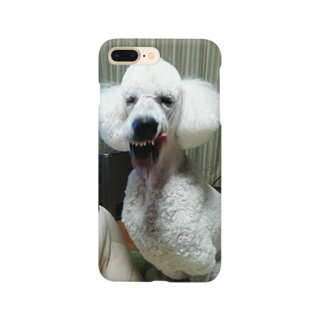 かわいいさんのくしゃみ long Smartphone cases