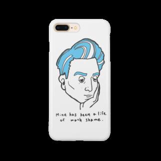 梅子のマーケットのおさむ君 Smartphone cases