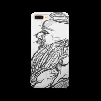 ほりをの髭男 Smartphone cases