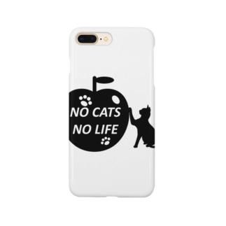 乃舞のNO CATS NO LIFE Smartphone cases