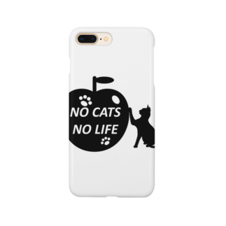 乃舞のNO CATS NO LIFE Smartphone cases