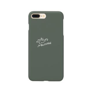 NECOCHAN みどり Smartphone cases