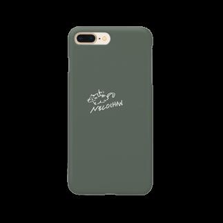 しゆのNECOCHAN みどり Smartphone cases